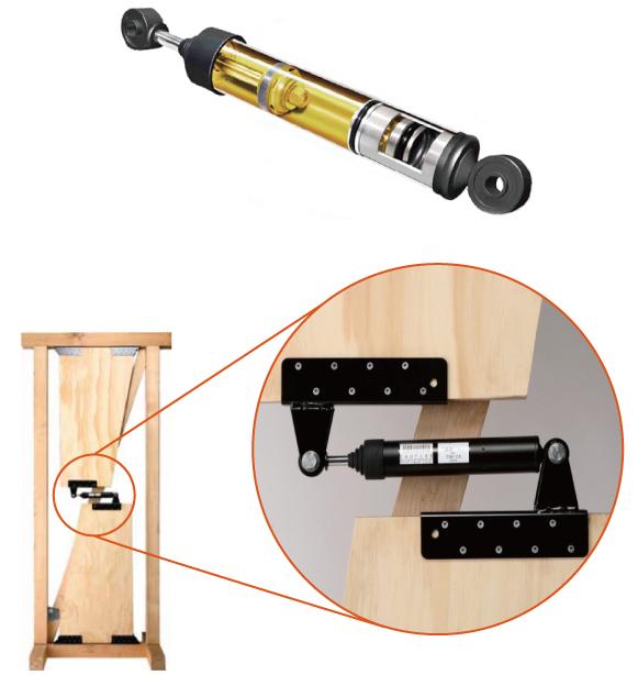 >Hiダイナミック制震工法も採用できます